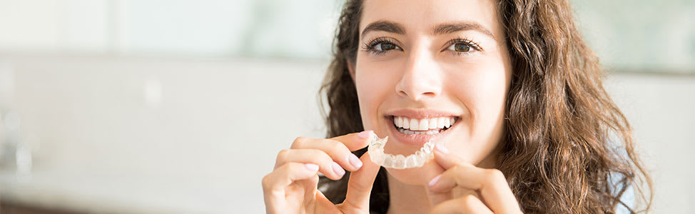 Invisalign Clear Aligners | Jubilee Dental Centre | Summerland, BC
